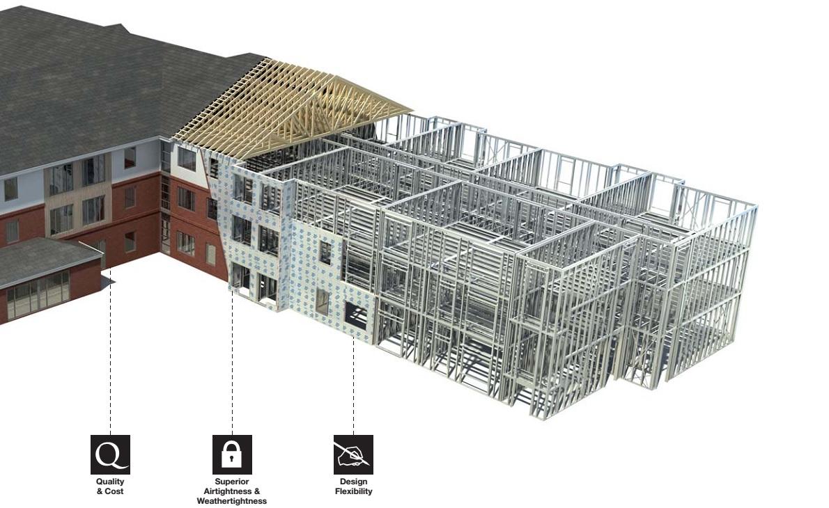 kbs building solution design construction guide steel. Black Bedroom Furniture Sets. Home Design Ideas